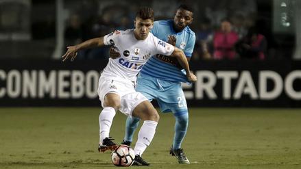 Sporting Cristal fue goleado por Santos y cerró una campaña para el olvido