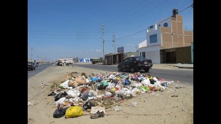 Fiscalía investiga denuncia por servicio de Limpieza Pública en Nuevo Chimote