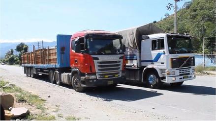 Serfor Junín incauta madera valorizada en 100 mil soles