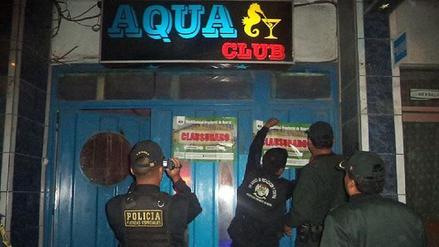 Clausuran bares por trata de menores en Huaral