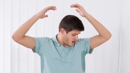 ¿Por qué sudo tanto? Una historia sobre hiperhidrosis