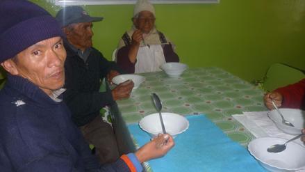 La Oroya: albergados de San Gaspar sin alimentos