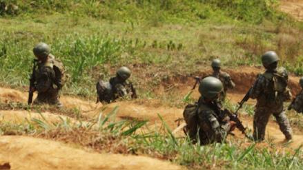 Vraem: soldado del Ejército desertó llevándose armamento de guerra