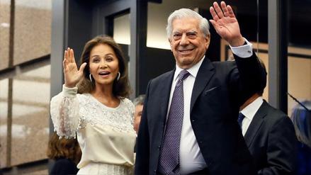 El insólito regalo de Isabel Preysler a Mario Vargas Llosa
