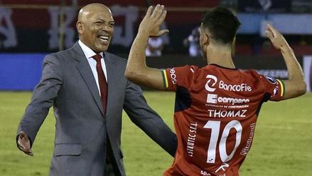 Roberto Mosquera y el Wilstermann avanzaron a octavos de la Libertadores