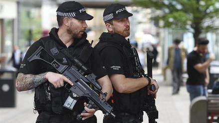 La Policía británica persigue una red terrorista vinculada al atentado