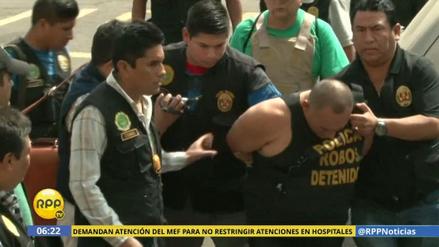 Capturaron a uno de los asaltantes del Banco de la Nación