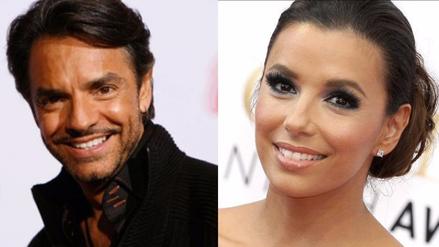 Eugenio Derbez y Eva Longoria protagonizarán 'Overboard'