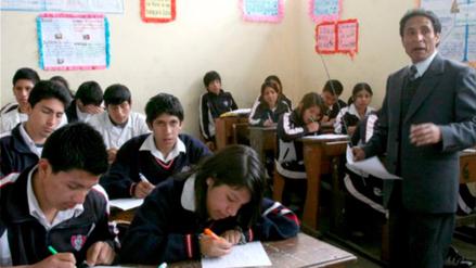 Desde junio, los profesores serán evaluados por el Ministerio de Educación