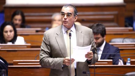 Pedro Olaechea asumirá el Ministerio de la Producción