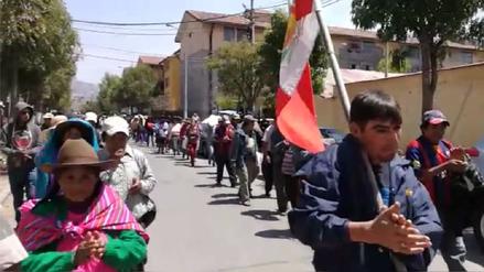 Anuncian huelga indefinida en Chinchero para este 31 de mayo