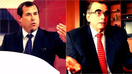 Giuffra y Olaechea, los protagonistas de los cambios en el Gabinete