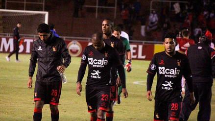 Melgar se despidió de la Libertadores sumando su quinta derrota