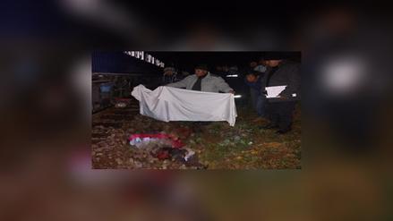 Hombre muere atropellado por  locomotora de tren en Canchis