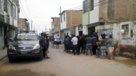 Chiclayo: hallan muerto a un albañil en casa abandonada de Monsefú