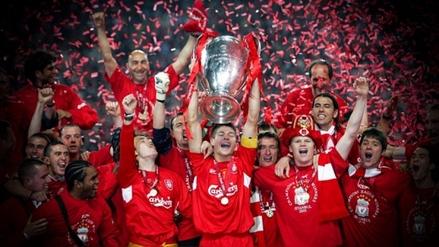 El día en que Liverpool ganó la Champions league de milagro