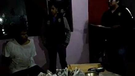 Policía recaptura a otro integrante de la banda 'Los monos de Quequepampa'