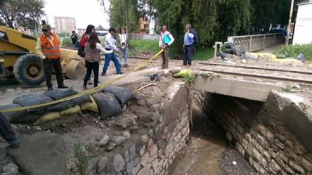 Identifican 12 zonas críticas en torrentera Chullo