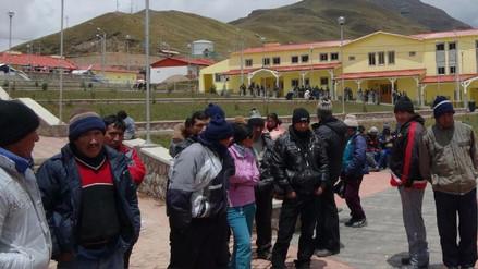 La Oroya: pobladores de Morococha buscan diálogo con minera - RPP Noticias