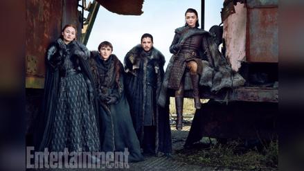 Publican nuevas imágenes de la séptima temporada de 'Game of Thrones'