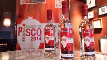 Productores peruanos de Pisco desisten de participar en concurso en Chile