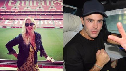 Zac Efron cuenta cómo fue su encuentro con Madonna