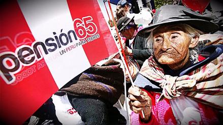 Dos adultos mayores fueron excluidos de Pensión 65 en Puno