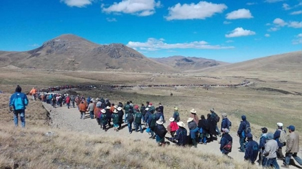 Gran Chimú: ronderos exigirán rendir cuentas a autoridades