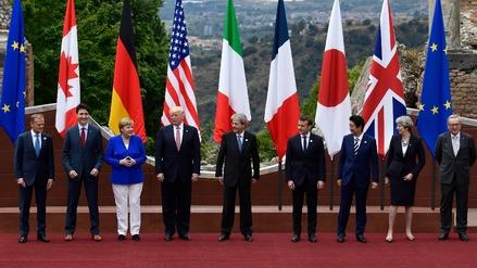 Estados Unidos impidió un acuerdo sobre el cambio climático en el G7
