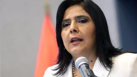 Fiscalización recomendó denunciar a Ana Jara, pero luego se rectificó