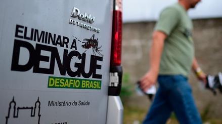 La vacunación pública, clave en la lucha de Brasil contra el dengue