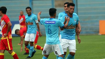 Sporting Cristal derrotó 2-0 al Sport Huancayo por el inicio del Apertura