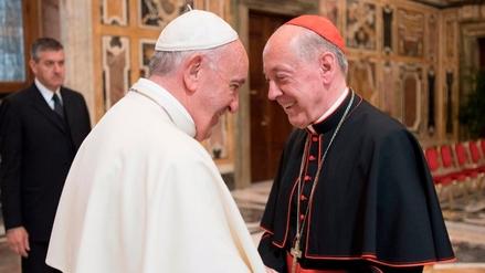 """Cipriani: """"Está prácticamente seguro que tendremos al papa Francisco en el Perú"""""""