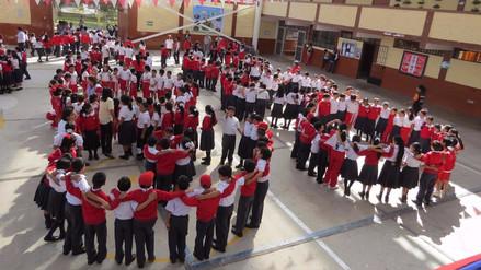 Colegios lambayecanos se preparan para simulacro de sismo y tsunami