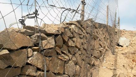 La Molina aclara que el cerco de piedra es parte de un parque ecológico