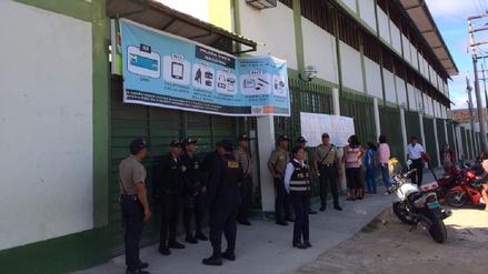 Más de seis mil maestros rinden examen de nombramiento en Iquitos
