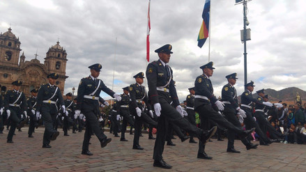 Con actividad ancestral y protocolar inició mes jubilar de Cusco