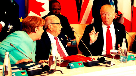Estados Unidos dejó al G7 sin un acuerdo sobre el cambio climático