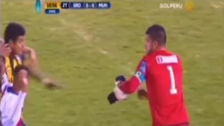 Erick Delgado y Carlos Beltrán se agarraron a golpes en pleno partido