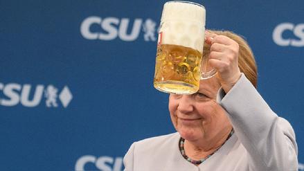 """Merkel: """"Europa ya no puede apoyarse en Estados Unidos y Reino Unido"""""""