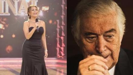 Gisela Valcárcel habló de Genaro Delgado Parker en 'El Gran Show'