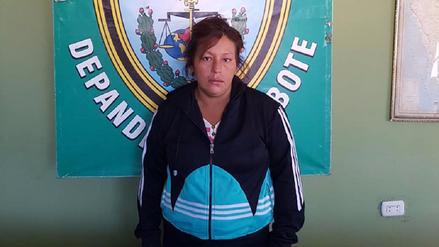 Una mujer es detenida con 40 kilos de marihuana en Áncash