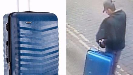 La Policía de Manchester busca una maleta azul del terrorista Salman Abedi
