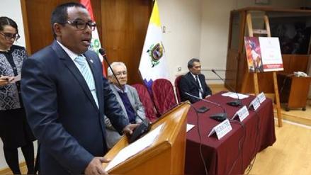 Comisión parlamentaria visita Zaña para censo de afrodescendientes