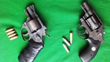 Más de la mitad de las armas que canceló Sucamec son de Lima y Callao