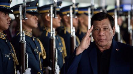 Duterte a sus soldados: