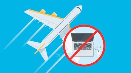 Estados Unidos considera prohibir laptops para todos los vuelos internacionales