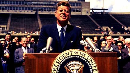 Seis recordadas frases de John F. Kennedy a 100 años de su nacimiento