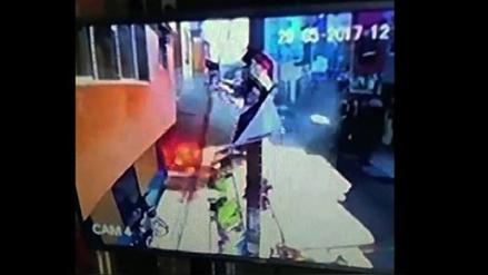 Tarapoto: dueña de peluquería incendiada se encuentra en estado crítico