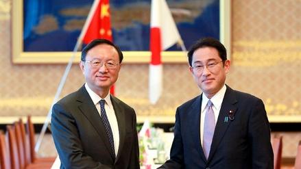 China y Japón acordaron mejorar su cooperación para lidiar con Corea del Norte